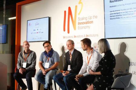 España y Estados Unidos comparten espíritu empresarial en IN3